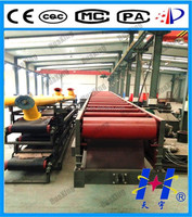 Chemical industry belt conveyor belt conveyor Food industry Building materials industry Easy and simple to handle