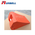 Mining Polyurethane Rubber Wheel Chock Blocks