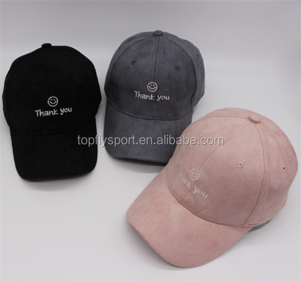 Most Popular Suede Baseball Cap Cheap Baseball Hats On Hot Sale