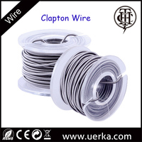 Nice vaporizer coil wire Quad Twisted Coil 24g heater Coil Wire