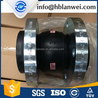 PN16/10 Flange Type Galvanized Steam Rubber Expansion Joint