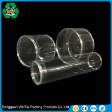 plastic tube for crafts
