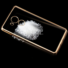 High quality tpu electroplating case For Huawei P7 case Phone accessory for Huawei P7 case