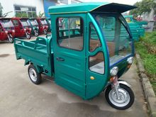150-200cc closed cargo tricycle for heavy load