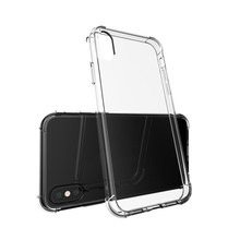 Wholesale high quality Shockproof Acrylic Case TPU+PC Case for iPhone 8