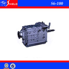 Transmission Gearbox Assembly S6-100 6 Speed Manual Synchro-mesh Gear Box Of Yutong Intercity Bus