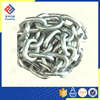 FULL WELDED GALVANIZED LONG LINK STAINLESS STEEL PROOF COIL CHAIN G30
