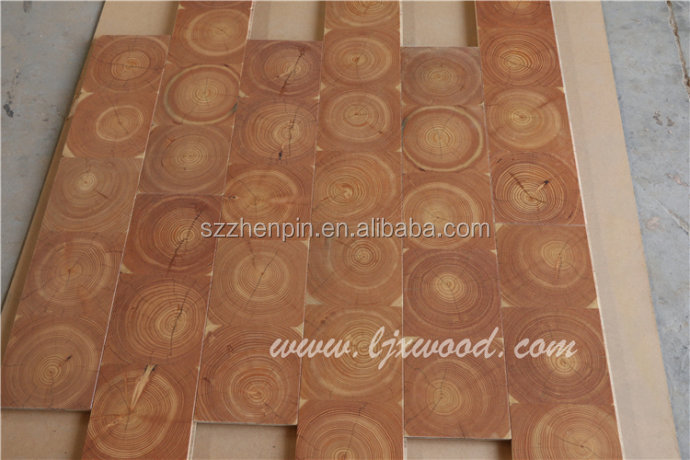 end grain wood flooring blocks larch end grain wood flooring