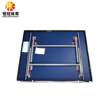Indoor Table Tennis , Folding Pingpong Table , OEM Table Tennis Table