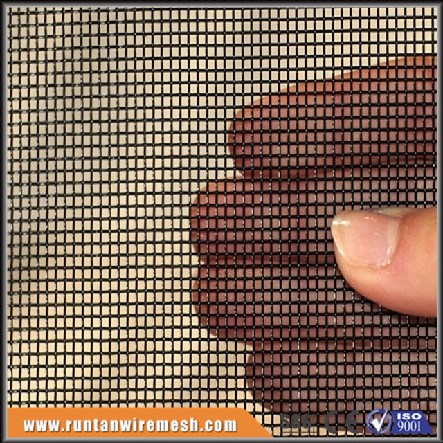 invisi-gard 316 grade home stainless steel security screen mesh