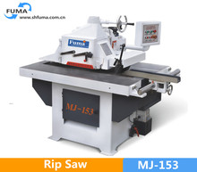 High Speed woodworking Automatic Rip Saw MJ153 Rip Saw