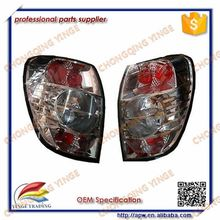Silver Color Chevrolet Captiva 2012 Rear Tail Light