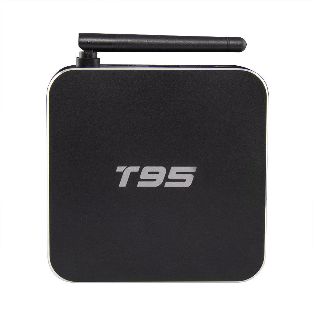 New Fashion T95 Android 5.1 TV pron videos tv box internet free pron