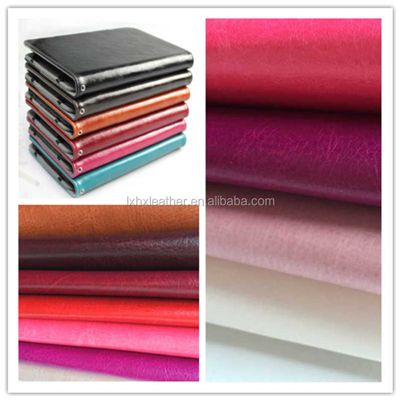 Synthetic Pu Leather for Tablet PC Case for Mobile Phone Cases DG020