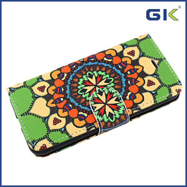 [GGIT] Separable With Colorful Patterns Holster 2 in 1 Case For IPhone 7 Flip Cover