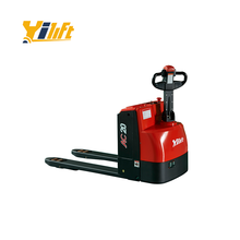 New Product small electric hydraulic pallet truck