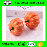 5pcs Halloween Fake Pumpkins Decorative Foam Fruits Vegetables Party Decorations
