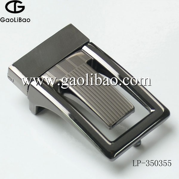 hot selling special design zinc alloy pressing buckle LP-350355