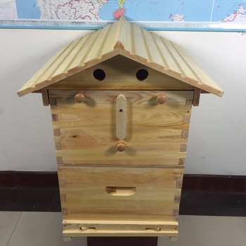 2018 Automatic beehive kit honey flow hive set for US MKT
