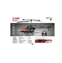 hot selling 2.4G 3.5CH big king co. rc helicopter with camera