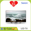 indoor tv High Precision Smart lcd 4k tv curved 55