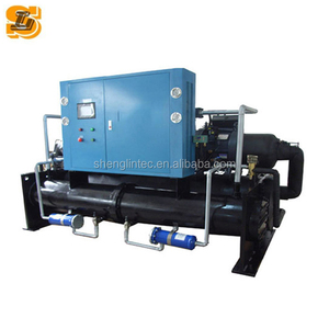 2018 Screw Compressor Water Cooled Water Chiller Price,+86 13916147965