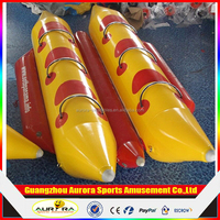 2016 inflatable towables flying fish,inflatable flying fish price,inflatable water boat