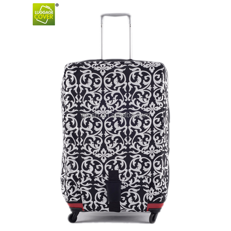 High quality expensive luggage covers for High grade or class luggage suitcase