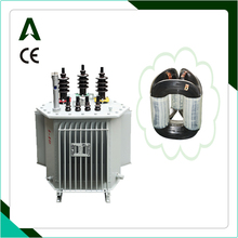 low price high voltage 11kv 20kv 0.4kv three-dimensional copper winding dyn11 oil immersed distribution transformers