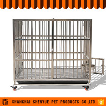 China Best Hot Sale Modern Stainless Dog Cage