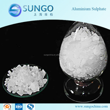Aluminium Sulphate non-ferric powder 17% min Al2(SO4)3 Water treatment chemical