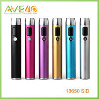 Hot Selling produts sid ecig mod mechanical bagua mod in stock