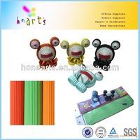 cute animal diy corrugated paper
