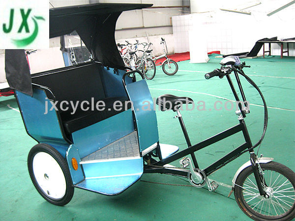 electric trycicle for passenger