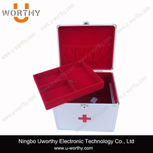 Top Quality Aluminum Watch Box, Custom Metal Aluminum Case
