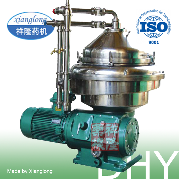 DHY Oil Water centrifuge separator