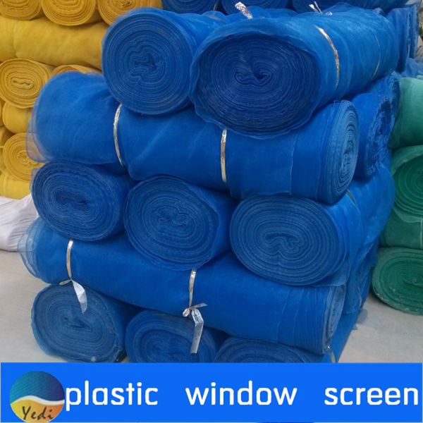 Factory !!!! Cheap!!!!!!! 14*16 Mesh plastic window screen(ISO9001:2000 Factory)