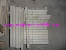 white used marble machines for floor/wall decoration