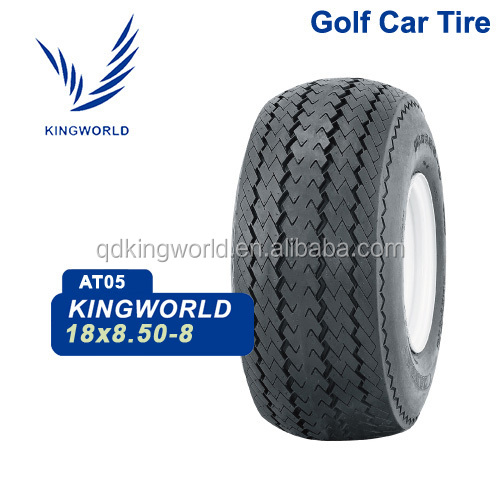 DOT quality 18X8.5-8 Golf Cart Tires and Wheels