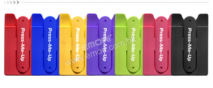 Silicone Mobile Phone Stand