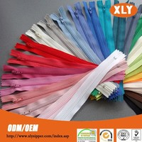 Original cheap prices wholesale coil zipper for handbags and purses