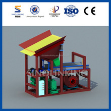 2016 Complete Processing Line Dry Blower for Gold Separating
