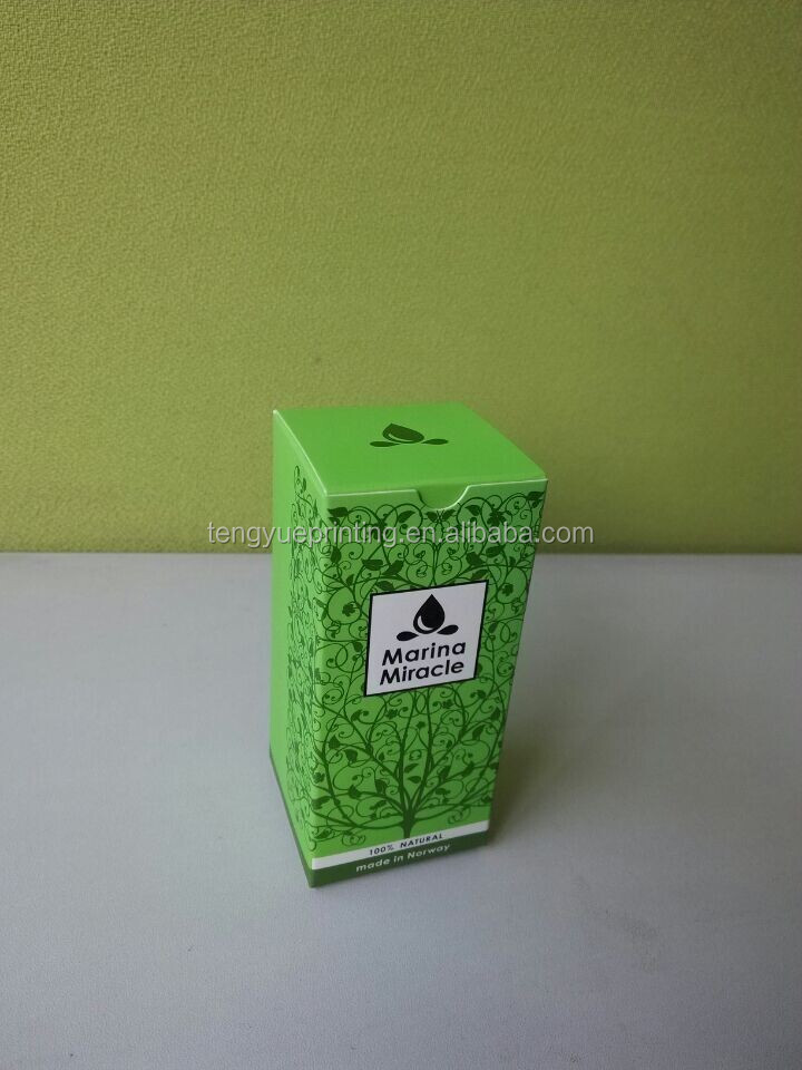 Cosmetic packaging/paper make up box/chinese wholesale