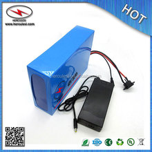 Free customs duty DIY lithium battery super power electric bike battery 48v 20ah lithium ion battery +charger+BMS