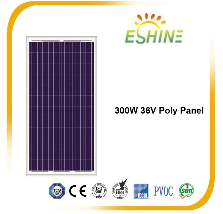 Top Quality High efficiency Cheap 72Pcs Poly Mono 300-330W Pv Module