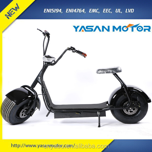 First Generation 18 Inch 2Wheel Adult Balance Electric Scooter 1000W Motor with LCD Speedometer