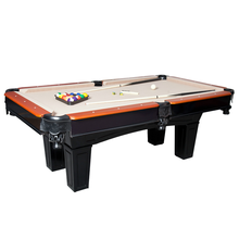 Fashion stylish billiard tables snooker MDF 8ft waterproof star sports pool table for outdoor
