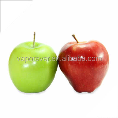 Double Apple flavor concentrate add pg vg for e cigarette liquid ejuice