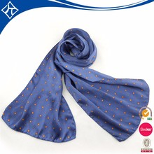 China factory for long fashionable polyester scarf,chiffon scarf,lady scarf