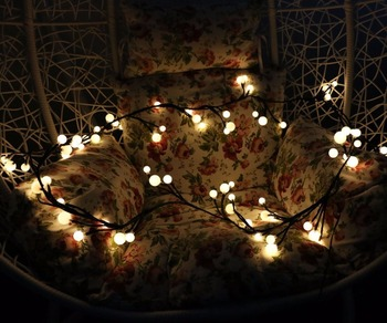LED Fairy String Decorative Lights Rattan String Lights